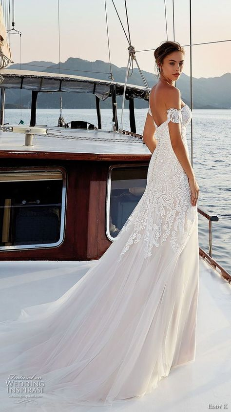 ac8542c0d29e Eddy K. Dreams 2019 Wedding Dresses | Wedding Inspirasi