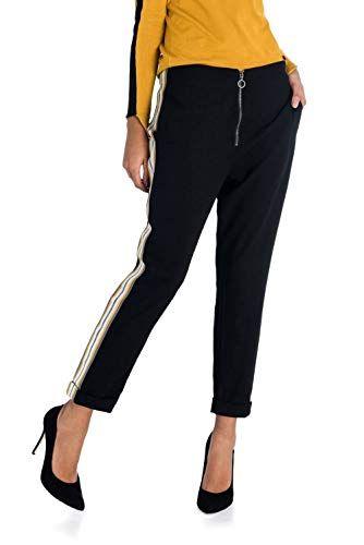 Salsa Hose Mit Seitlichen Streifen Pantsuit Pants Capri Pants