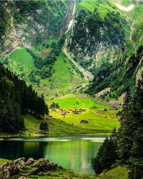 zurich Seealpsee, Appenzell Photo by...