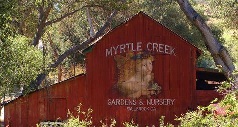 Myrtle Creek Nursery In Fallbrook