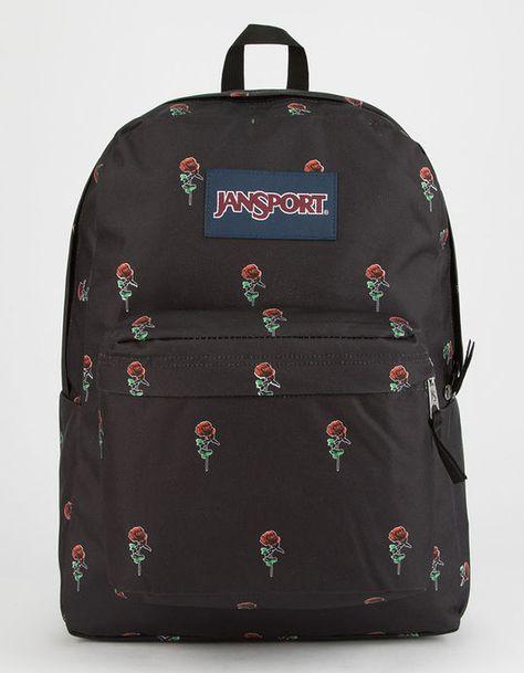 17d9422c1df JANSPORT Superbreak Rose Icon Backpack