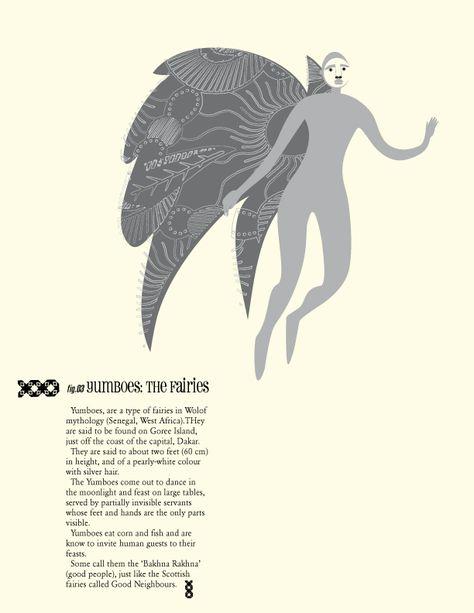 adze vampire. mythological african creatures: yumboes   the illustrationist fées africaines pinterest africa, fairy and mythology adze vampire