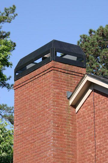 Chimney Rain Pans Atlanta Chimney Sweep Chimney Shrouds Prevent Chimney Leaks New Homes Chimney Sweep Shroud