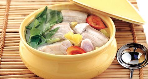 Sinigang sa Pinya - Pinoy Dish | Del Monte Philippines http://www.delmonte.ph/kitchenomics/recipe/sinigang-sa-pinya-pinoy-dish