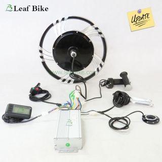Newest 18 inch 48V 1000W rear hub motor electric bike