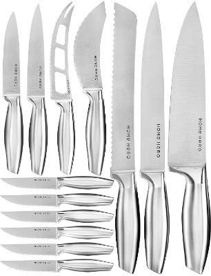 The 12 Best Kitchen Knife Sets Of 2020 Products Reviews With Images Kitchen Knives Chef Knife Best Kitchen Knife Set