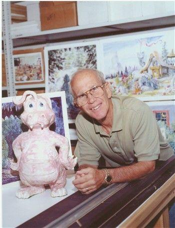 Dragon Tales creator Rod Rodecker | Dragon tales, Tales, Dragon