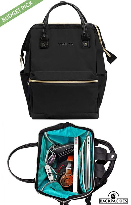 10 Best Women S Backpacks For Work That Are Sophisticated And Smart Backpackies Womens Backpack Laptop Backpack Women Laptop Bag For Women