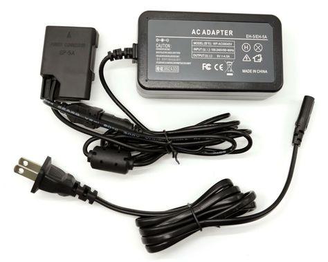 Nikon D3300 Replacement AC Power Adapter
