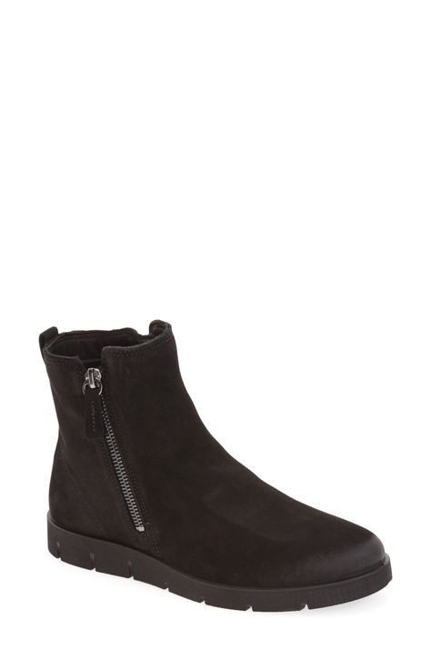 ECCO 'Bella' Zip Bootie (Women   Boots, Shoes, Ankle boots
