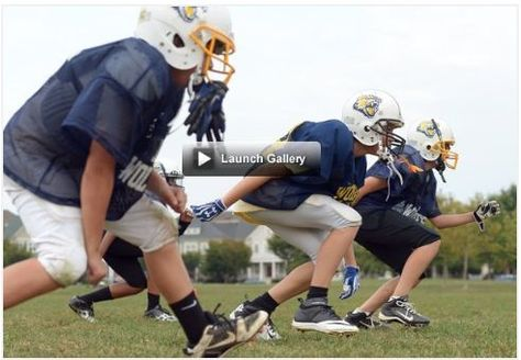 Football Safety Concerns Affect Youth Leagues, Causing NFL to Take Notice - pinned by @PediaStaff – Please Visit ht.ly/63sNt for all our pediatric therapy pins