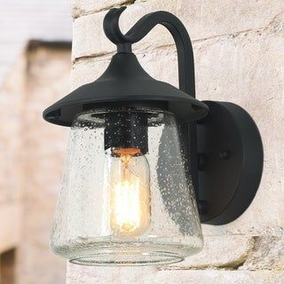 Havenside Home Island Bay 1 Light Traditional Outdoor Wall Porch Light Black Havensid Exterior Light Fixtures Farmhouse Outdoor Lighting Porch Light Fixtures