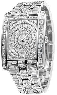 Buy Harry Winston Avenue Avenue C Large Watches, authentic at discount prices. All current Harry Winston styles available.
