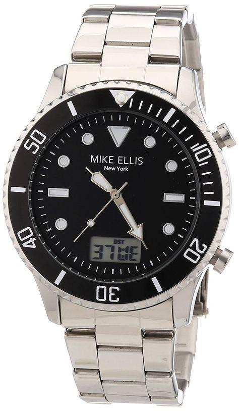 Mike Ellis New York Men's Watch M2959ASM/1 M2959ASM/1