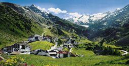Obergurl, Ötztal, Austria