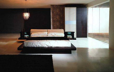 Moderne Schwarz Schlafzimmer Ein Schrank Im Schlafzimmer Schafft Eine  Wirklich Schöne Antik Look, Der Hilft, Machen Das Schlafzi.