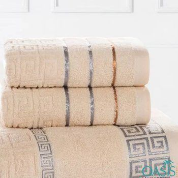 Wholesale Aglitter Stripe Peach Hotel Towels Manufacturers In Usa Uk Hotel Towels Wholesale Beach Towels Towel