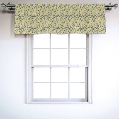 East Urban Home 54 Window Valance Valance Curtains Valance