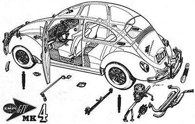 22 best empi images on pinterest vw beetles, vw bugs and vw suspension diagram 22 best empi images on pinterest vw beetles, vw bugs and volkswagen beetles