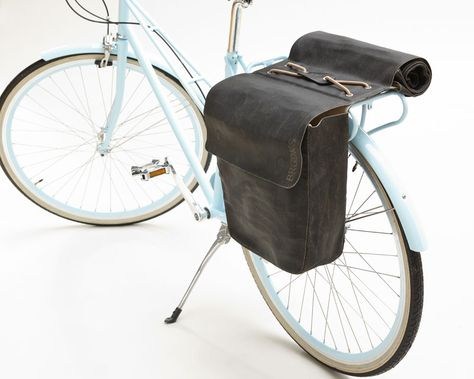 efea68aa0e Brooks Brick Lane Roll-Up Panniers from PUBLIC | bicycle | Велосипед ...
