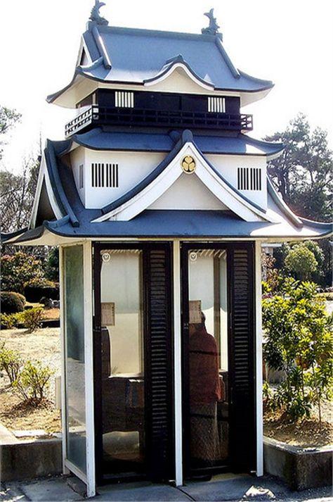 Top 10 Unusual #Telephone Booths