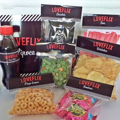 Kit Loveflix Completo no Elo7 | No Jardim da Day (12A8F46)