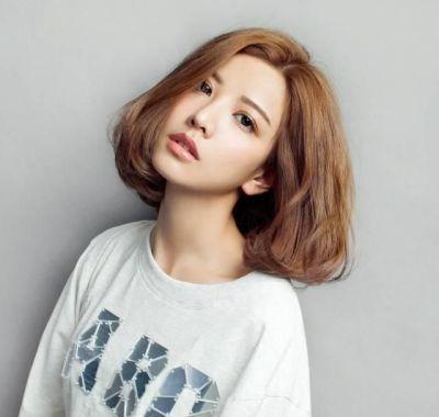 Short Wavy Hairstyles Korean Korean Short Hair Short Wavy Hair Korean Hairstyle