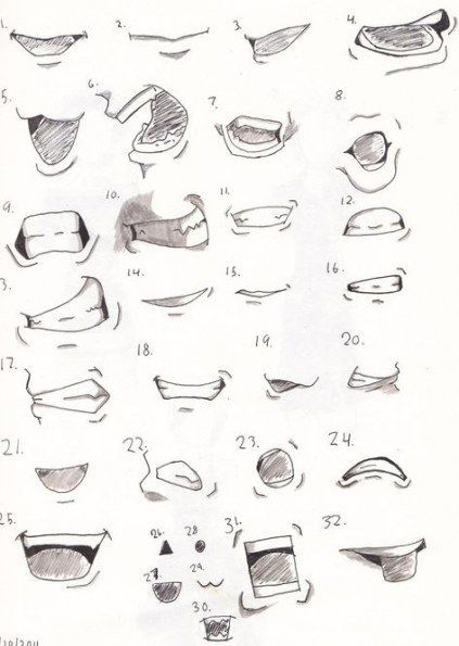10 Amazing Nose Drawing Tutorials Ideas Brighter Craft Anime Mouth Drawing Nose Drawing Anime Drawings Sketches