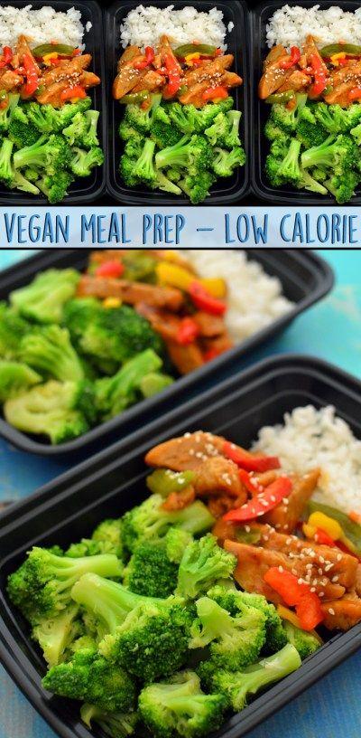 Pin On Vegan Meal Prep Ideas
