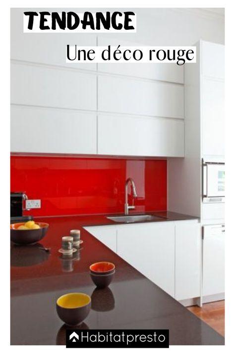 Deco Rouge 5 Idees Tendances Pour Un Interieur Dynamique Avec