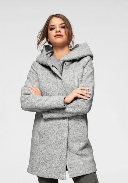 35ae8f5e8 Only Dlhý kabát »SEDONA« | Objednať online na OTTO Shop | saty ...