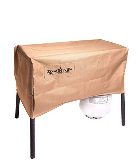 Camp Chef Pc32 Two Burner Patio Cover Review Camp Chef Camping Grill Grill Accessories