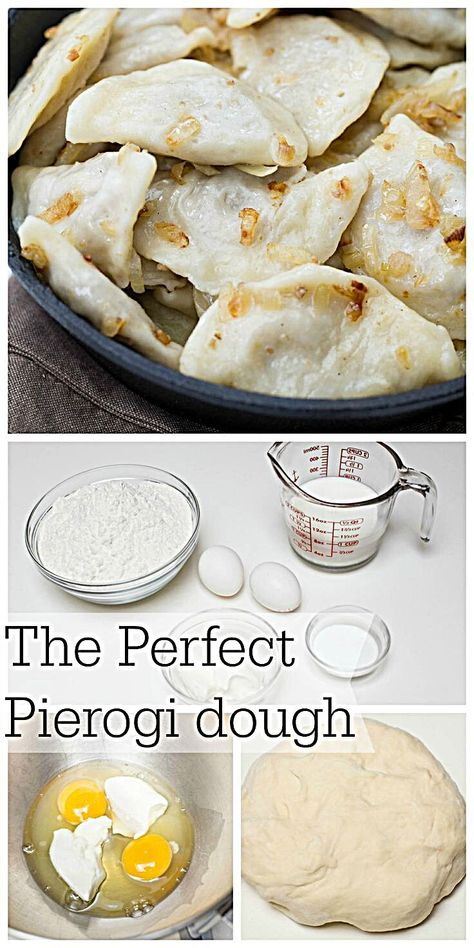 You Totally should pin this, you never know when you may need THE perfect Pierogi dough! You Totally should pin this, you never know when you may need THE perfect Pierogi dough! Ukrainian Recipes, Russian Recipes, Ukrainian Food, Cheese Pierogi Recipe, Tapas, Polish Recipes, Polish Food, Polish Nails, 3d Nails