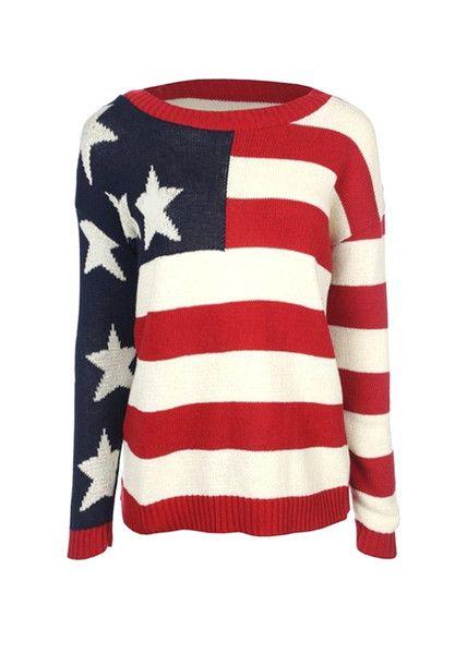 America Jumper Www Sirenlondon Com Cool Sweaters Fashion Sweaters