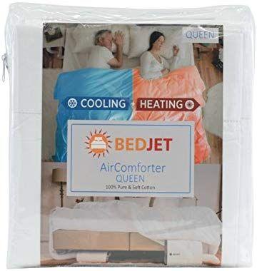 Amazon Com Bedjet Aircomforter Cooling Heat Sheet Dual Zone