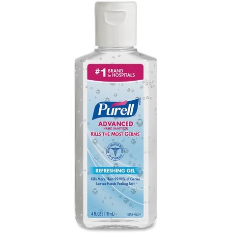 Purell Portable Instant Hand Sanitizer Gel 4oz Order Online At