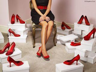 Zapatos Rojos De Mujer Excelentes Opciones Zapatos Botas Botines Y Sandalias Moda 2018 2019 Zapatos Rojos De Mujer Zapatos Rojos Zapatos