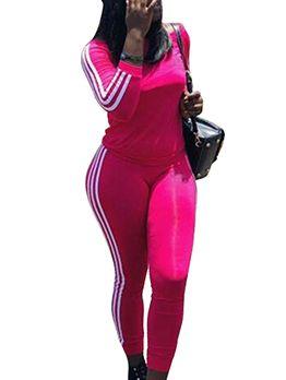 ARTFFEL Womens Casual Contrast Color Zip-Up Mesh Long Sleeve Romper Jumpsuits