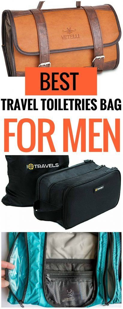 The Best Travel Toiletry Bag Which One