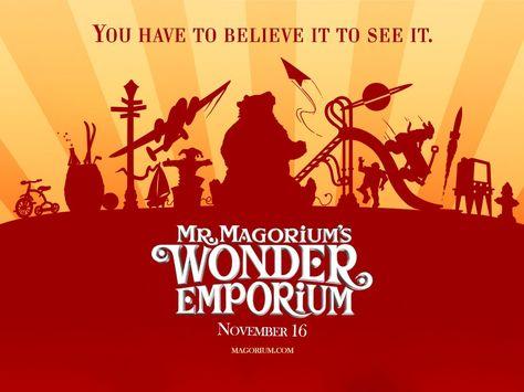 Movies Wallpaper : Mr. Magorium's Wonder Emporium