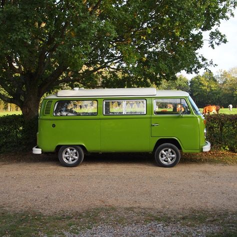 junkaholique: our vw camper van is finished! #lifeinstyle #greenwithenvy