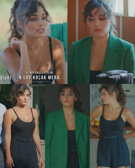 Eda ( 45 episode, Sen Çal Kapimi) 💚