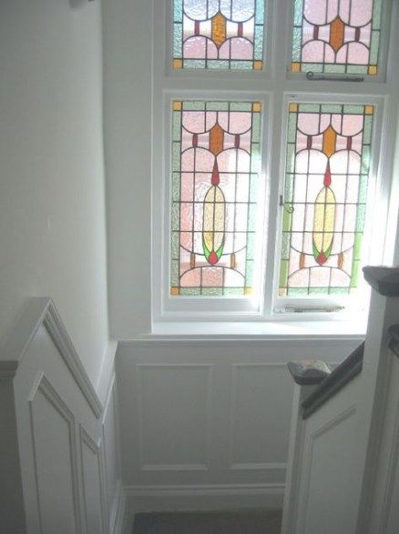 66 Ideas Wall Paneling Stairs Window