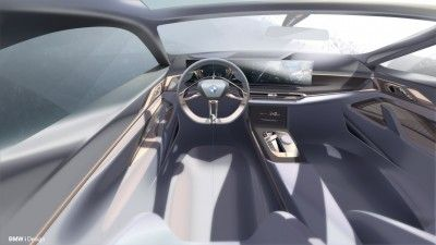 Bmw Concept I4 Electrification At The Centre In 2020