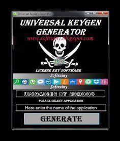 universal keygen generator 2018 descargar