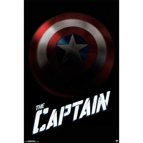 The Captain Domestic Poster
