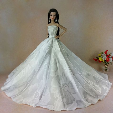 Fashion Royalty Princess Dress//Clothes//Gown For 11.5in.Doll S529