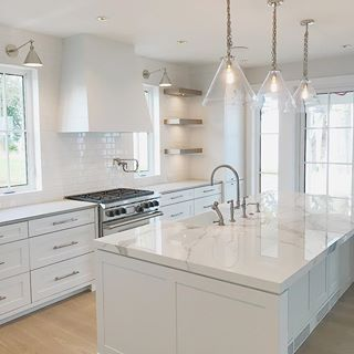 Our Qualicum Beach Project Kitchen When We Plan A House From The Beginning Both Plans And Interiors You Get This E Kitchen Kitchen Layout Kitchen Remodel