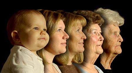 5 generations of family Gottayottico