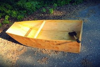 One Sheet Plywood Boat Plywood Boat Plywood Boat Plans Wooden Boats